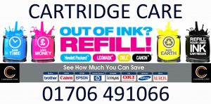 Printer Cartridges Rossendale